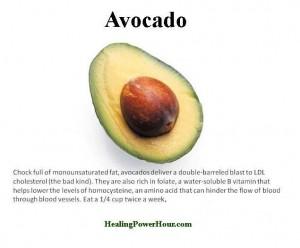 Avacado - Austin Chiropractic - Dr. James Lee