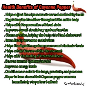 Cayenne Pepper - Austin Chiropractic - Dr. James Lee