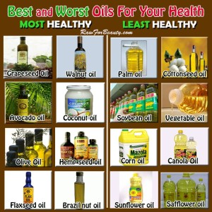 Oils - Austin Chiropractic - Dr. James Lee