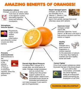 Oranges - Austin Chiropractic - Dr. James Lee