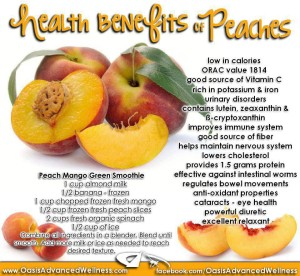 Peaches - Austin Chiropractic - Dr. James Lee