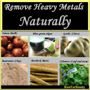 Remove heavy metals - Austin Chiropractic - Dr. James Lee