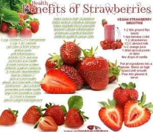 Strawberries - Austin Chiropractic - Dr. James Lee