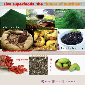 Superfoods - Austin Chiropractic - Dr. James Lee