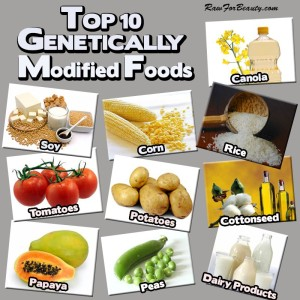 Top 10 Geneticly modified foods - Austin Chiropractic - Dr. James Lee